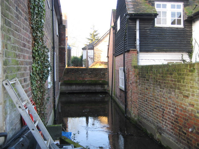 Rickmansworth: Town Ditch (3)