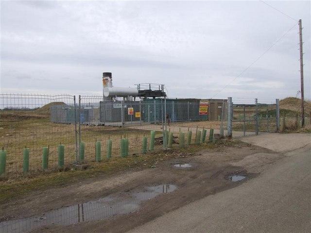 Methane Gas Plant