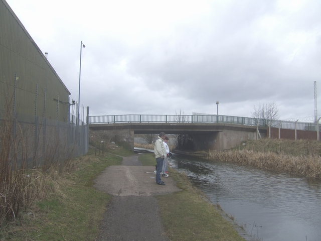 Wyrley & Essington Canal - Wall End Bridge