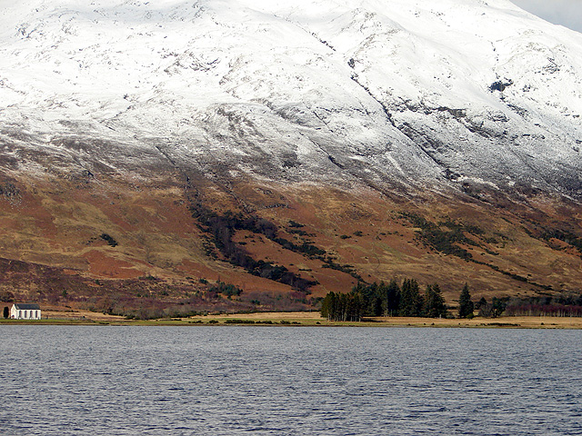 Upper Loch Carron