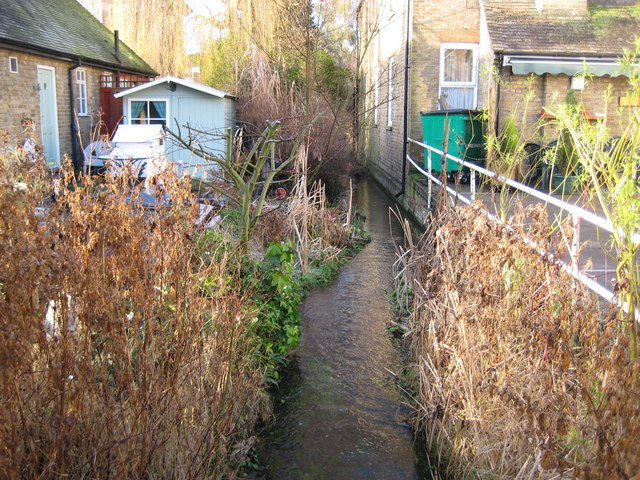 Rickmansworth: Town Ditch (4)
