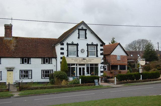 Clockhouse, Sedlescombe