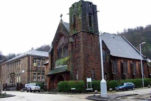 Clune Park Church and School