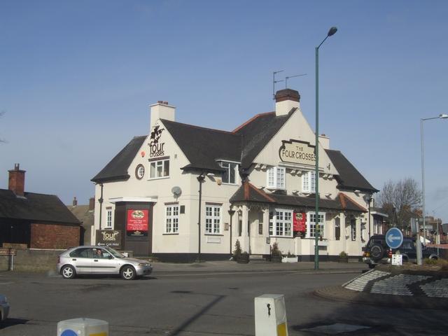 Four Crosses Public House