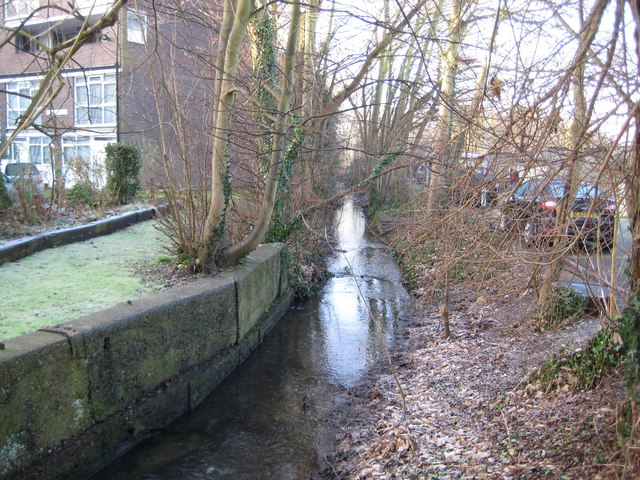 Rickmansworth: Town Ditch (5)