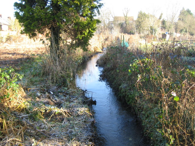 Rickmansworth: Town Ditch (6)