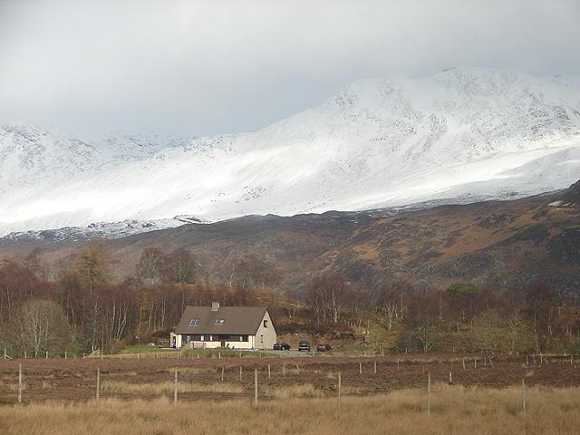 House at Blackwood, near Strathcarron