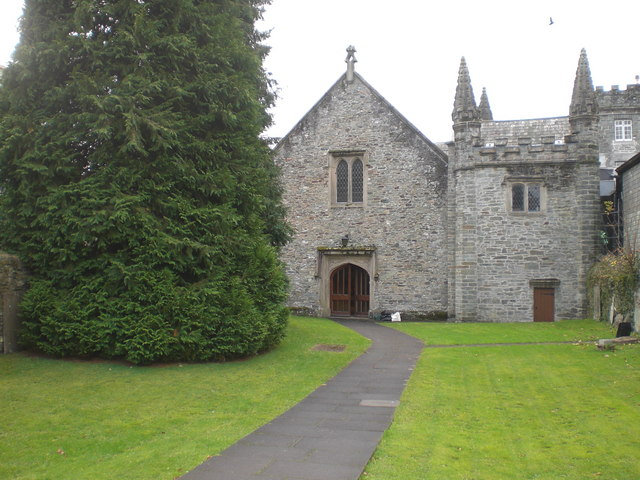 The Old Abbey Tavistock