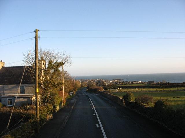 Coxswain Dic Evans Road
