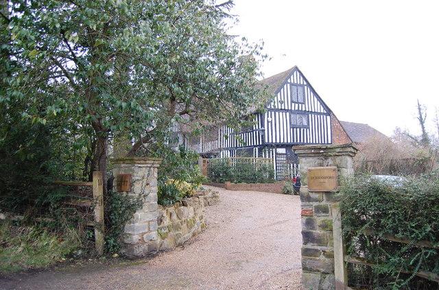 Durhamford Manor, Stream Lane