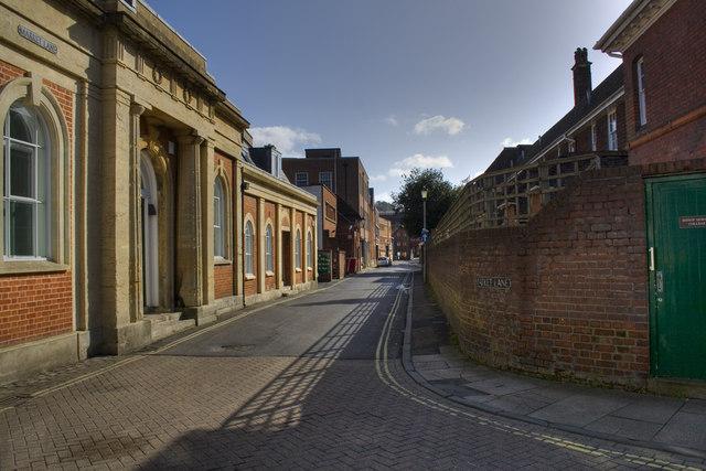Market Lane - Winchester