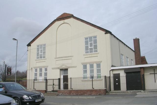 Featherstone Methodist School - Wilson Street