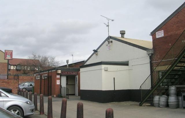 Sports B & S Club - Wilson Street