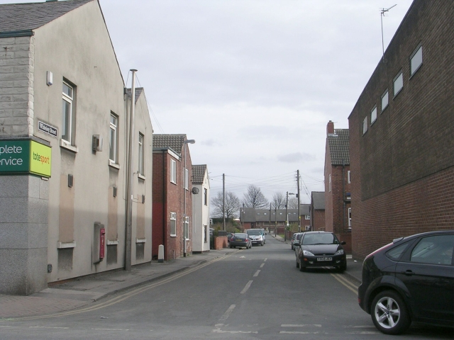 Whiteley Street - Station Lane