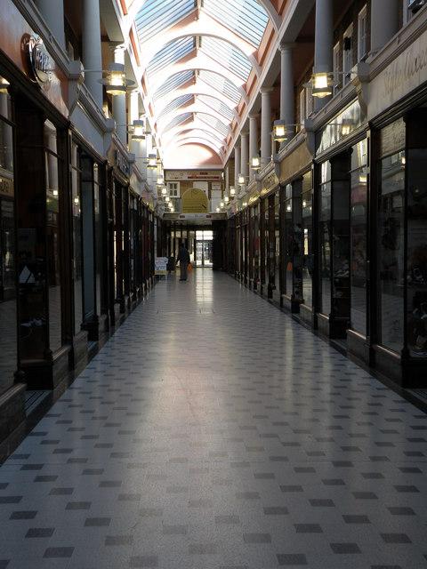 Westgate Arcade