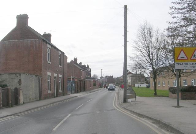 Girnhill Lane - Pontefract Road