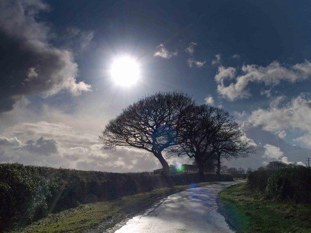 Sun after Hail