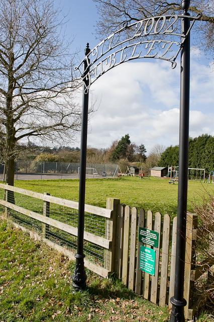 Jubilee Recreation Ground, Bramdean