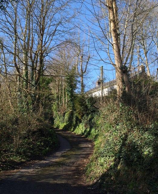 Babis Lane, Saltash