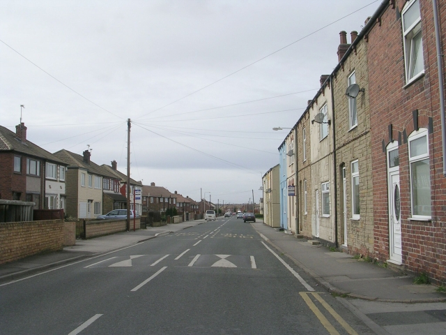 Priory Road - Girnhill Lane