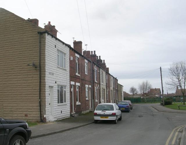 Hartley Terrace - Girnhill Lane