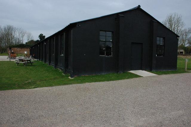 Former RAF hospital, Defford Airfield