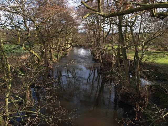 The River Don at Oxspring