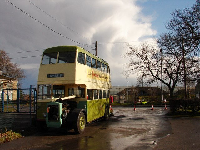 Last bus to Lincolnshire Road Transport Museum