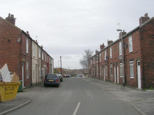 Hardwick Road - Girnhill Lane