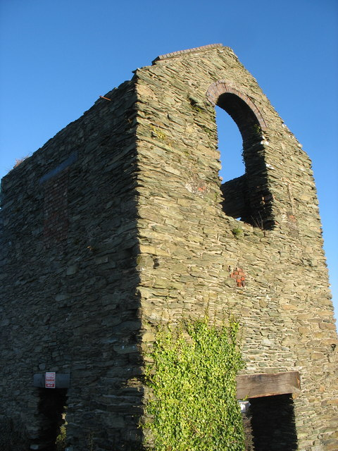 The Pearl Shaft beam engine house
