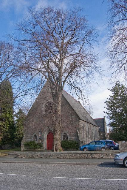 Bucksburn Scottish Episcopal Church