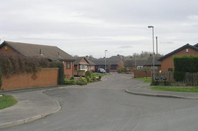 Nunn's Close - Nunn's Lane