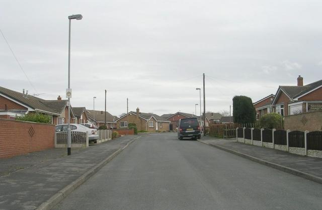 Nunn's Croft - Nunn's Lane