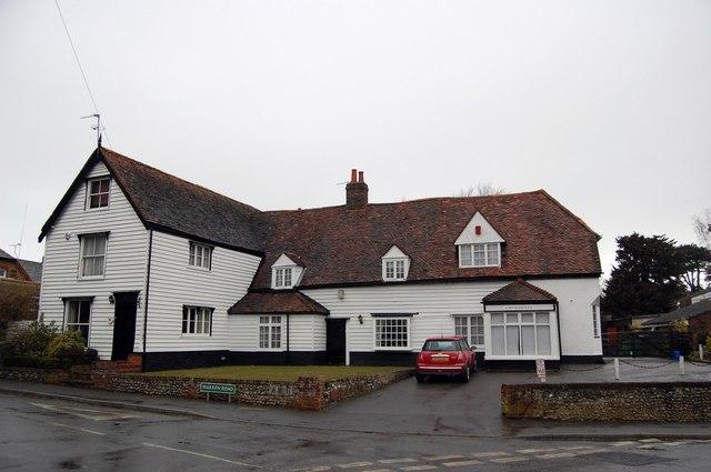 Cross Hall, Chelsfield Village