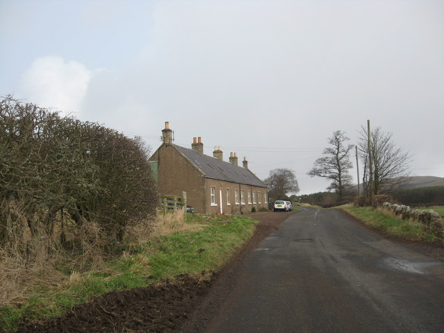 Roadside farm  cottages