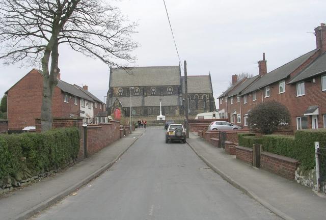 St Thomas Road - Pontefract Road