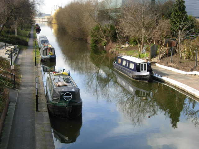 Grand Union Canal, Park Royal