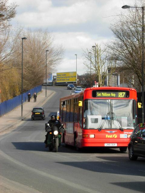 Acton Lane, Park Royal