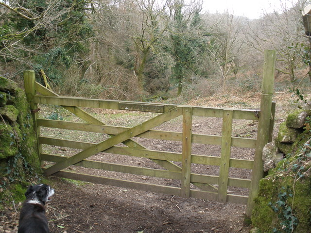 Heaven's Gate, near Pethybridge