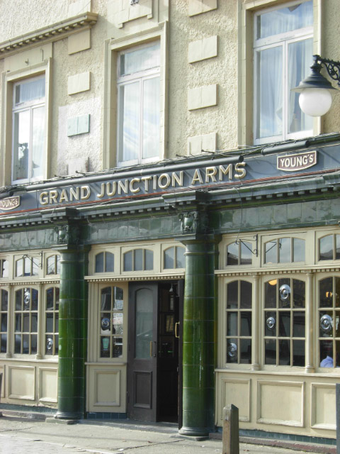 Grand Junction Arms, Park Royal