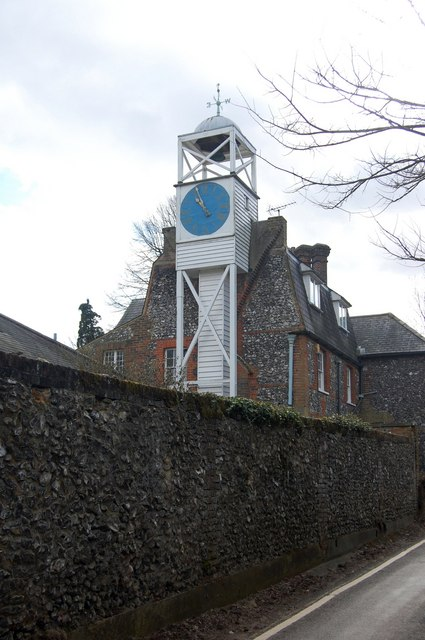The Clock Tower, The Clock House, High Elms