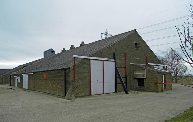 Agricultural Storage Building - Horkstow Road