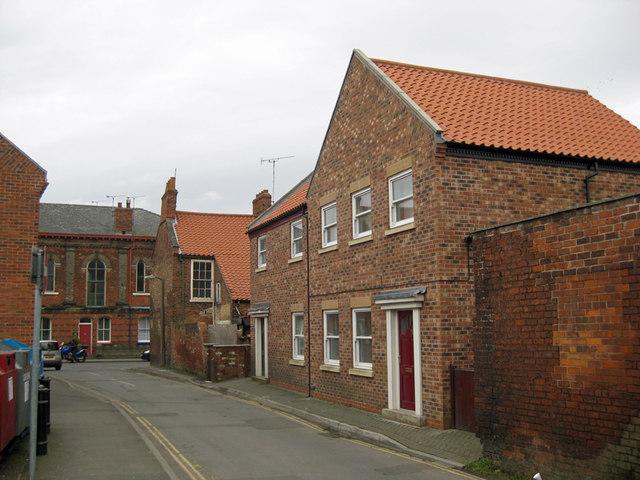 New Cottages on Cottage Lane, Barton Upon Humber