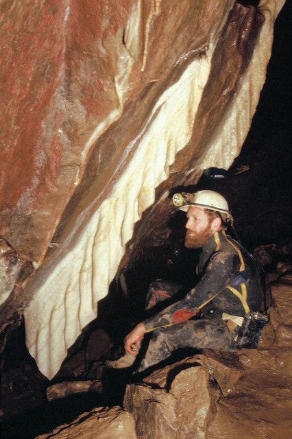 Shatter Cave, Stoke St Michael ,Som