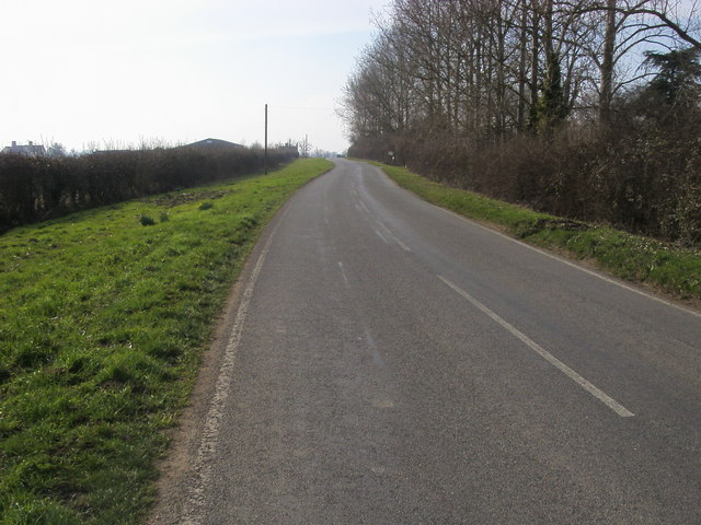 Lane to Pertenhall