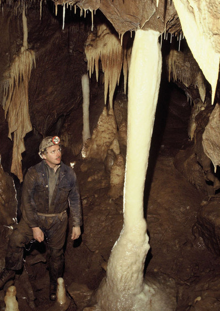 Withyhill Cave, Stoke St Michael, Som