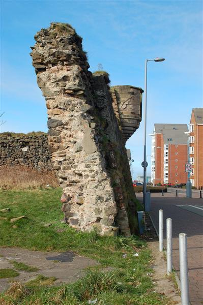 Cromwell's Wall And Miller's Folly