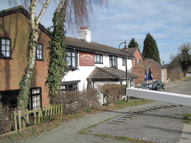 Willey Moor Lock Pub