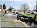 SJ5345 : Willey Moor Lock by David Quinn