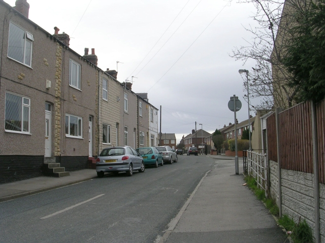 Briggs Row - Ackworth Road